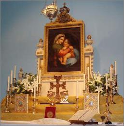church-altar