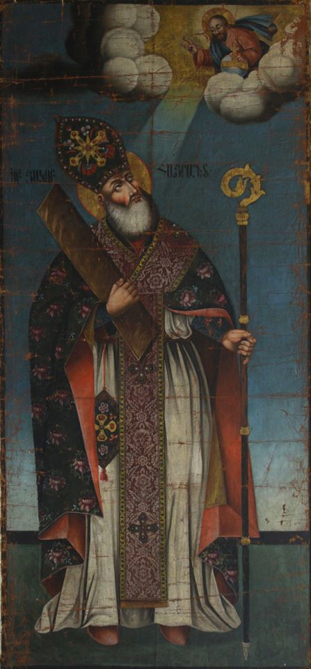 St James of Nisibis